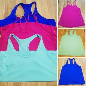 Workout Tank Set of 3
